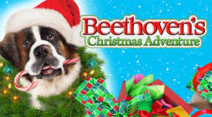 Beethoven's Christmas Adventure: movies to watch with your dog