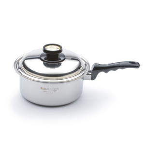 3 Quart Saucepan with Cover - WaterlessCookware