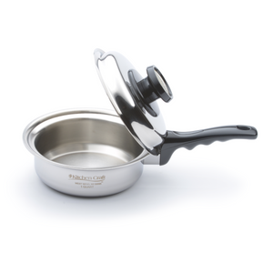 1 Quart Saucepan - WaterlessCookware
