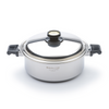 Scratch and Sample 6 Quart Stock Pot - WaterlessCookware