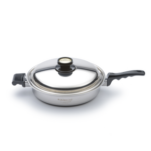 "12"" Large Skillet with Cover - WaterlessCookware"