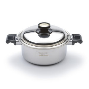 4 Quart Stock Pot - WaterlessCookware