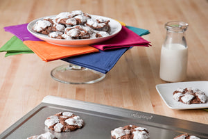 Multi Ply Stainless Steel Large Cookie sheet - WaterlessCookware