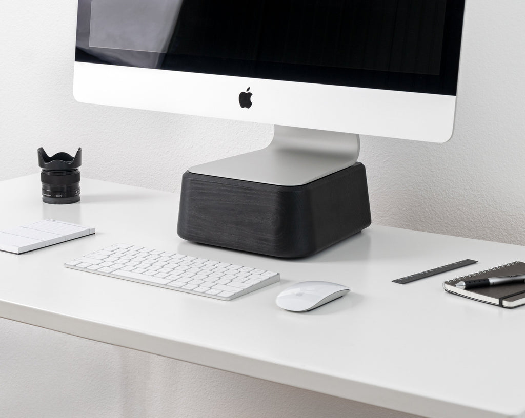 "27"" iMac with 4-inch Black Ash"
