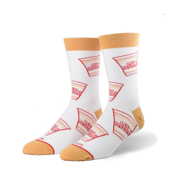 Cup Noodles All Over - ODD SOX