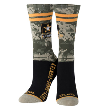 Duty Honor Country Women's - ODD SOX