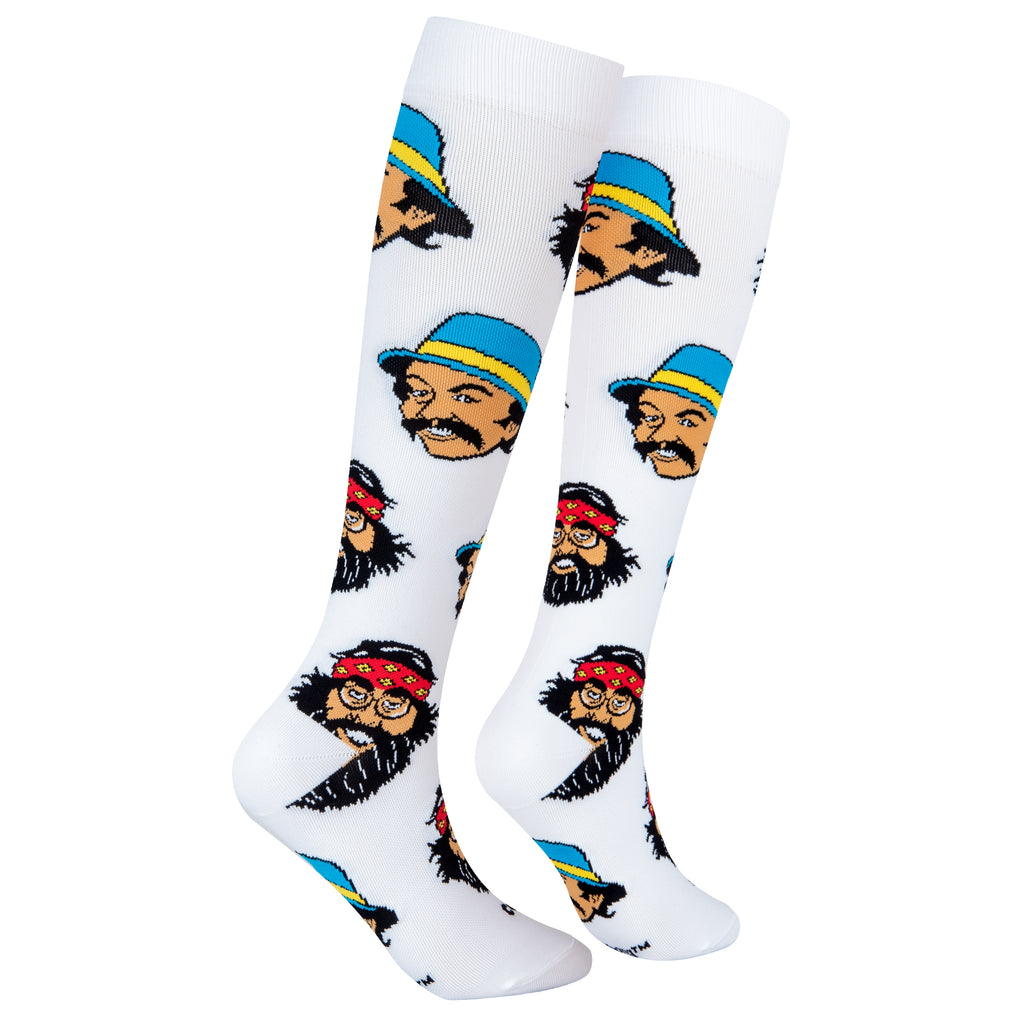 Cheech & Chong Compression Socks