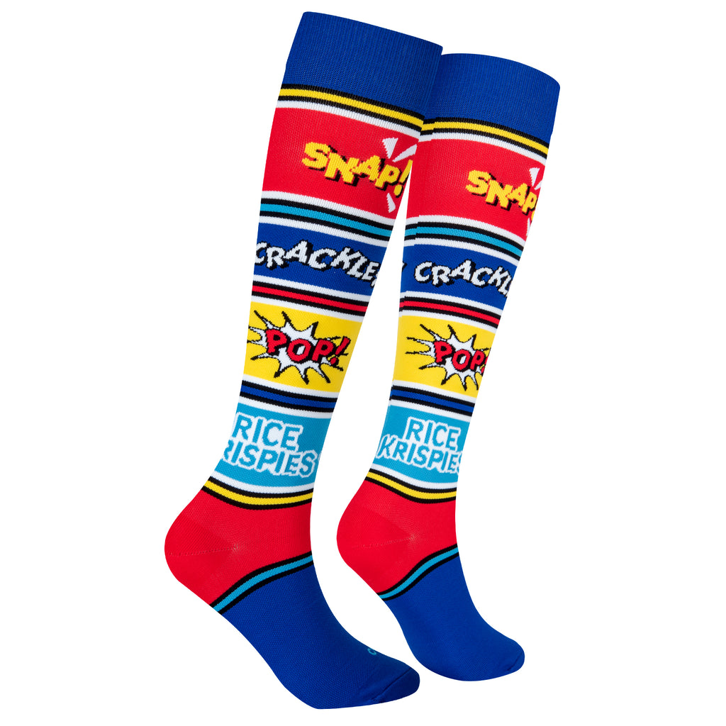 Rice Krispies Kelloggs Compression Socks