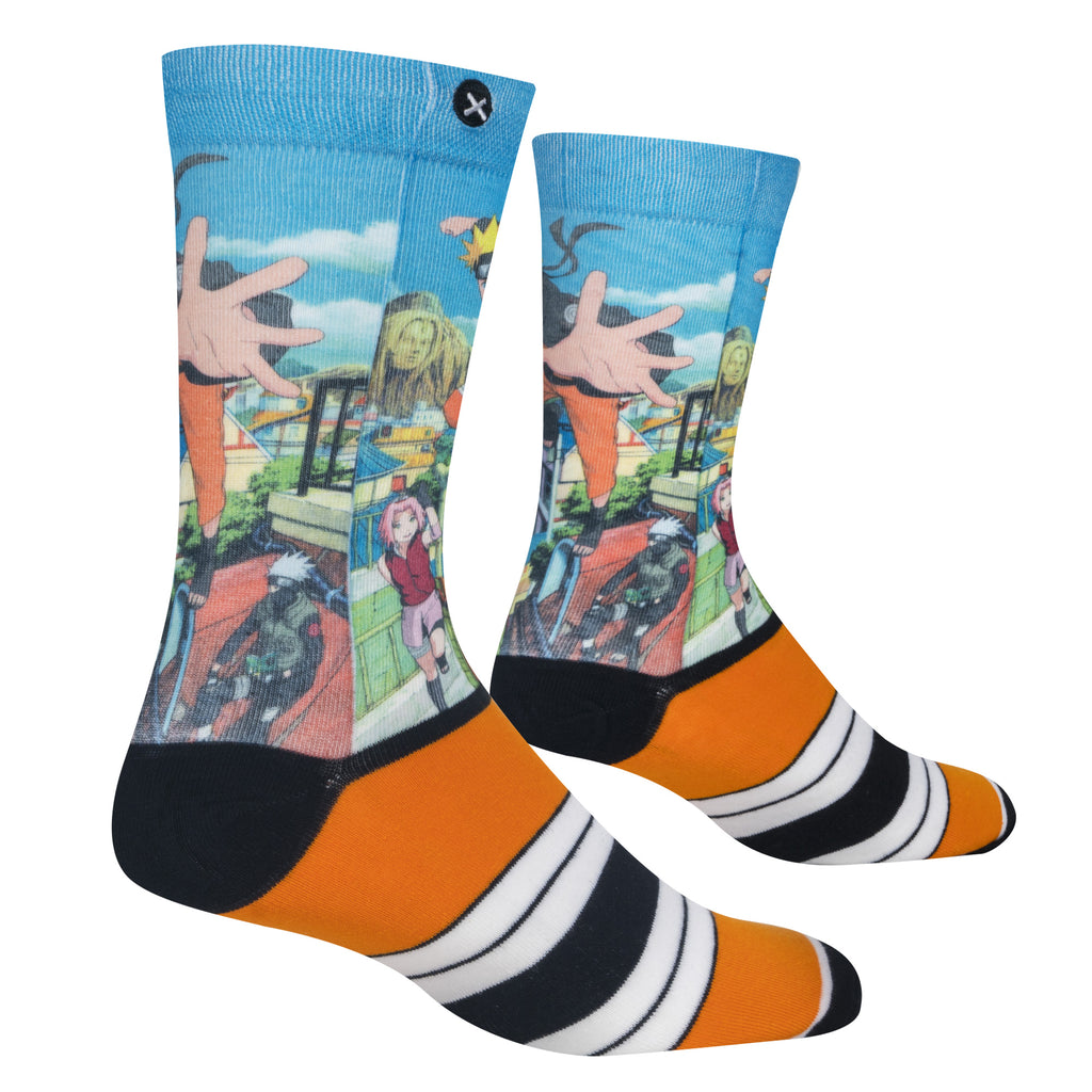 Naruto Strike Socks