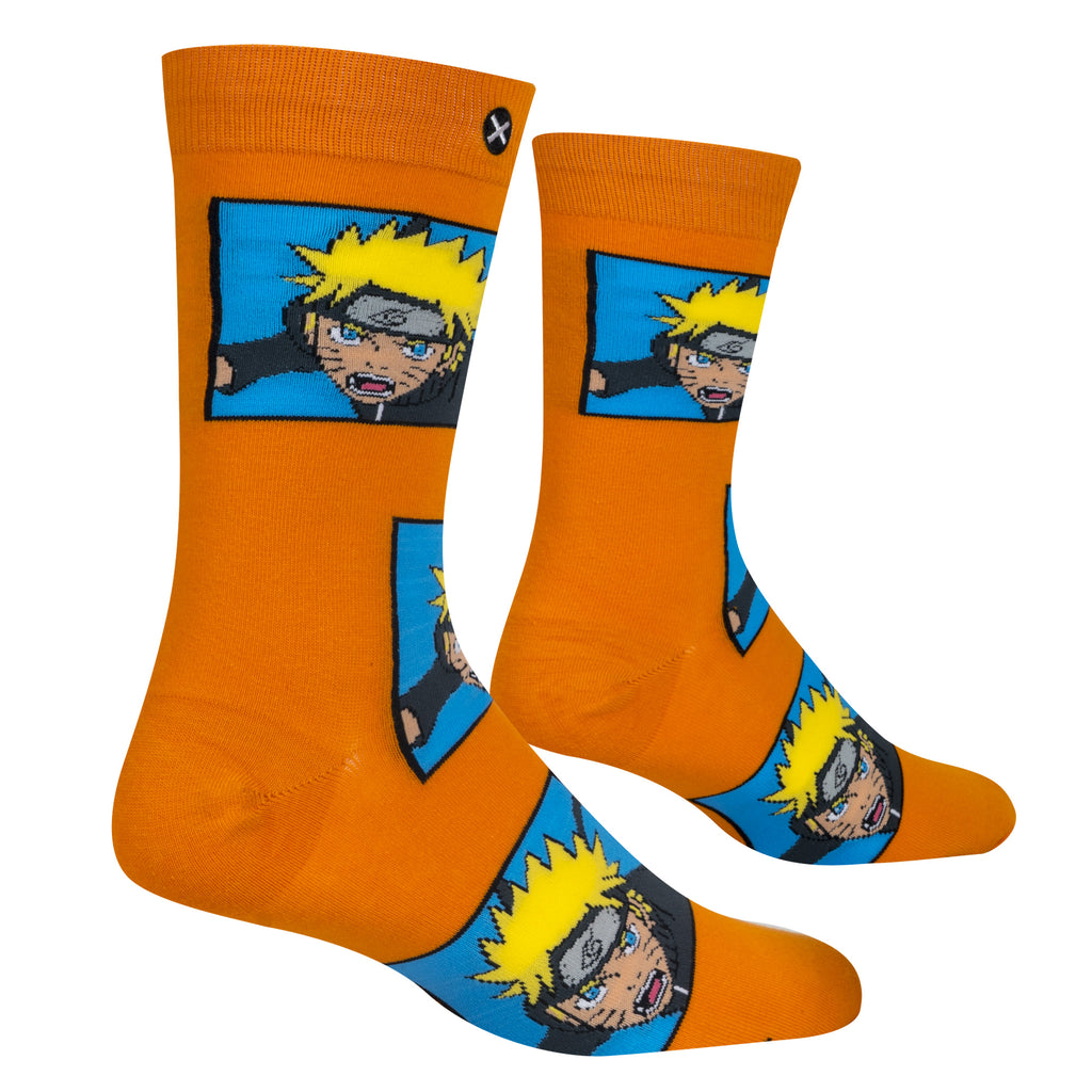 Naruto Heads Socks