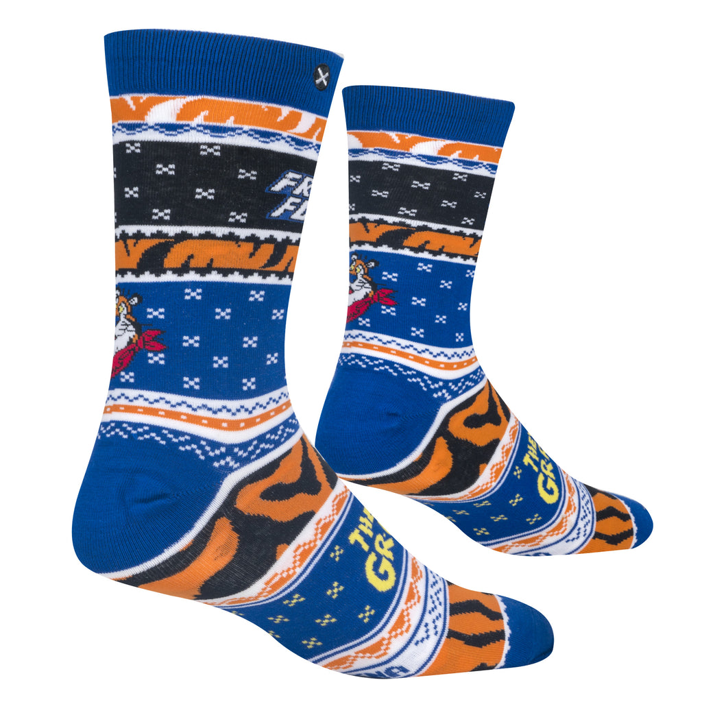Frosted Flakes Socks