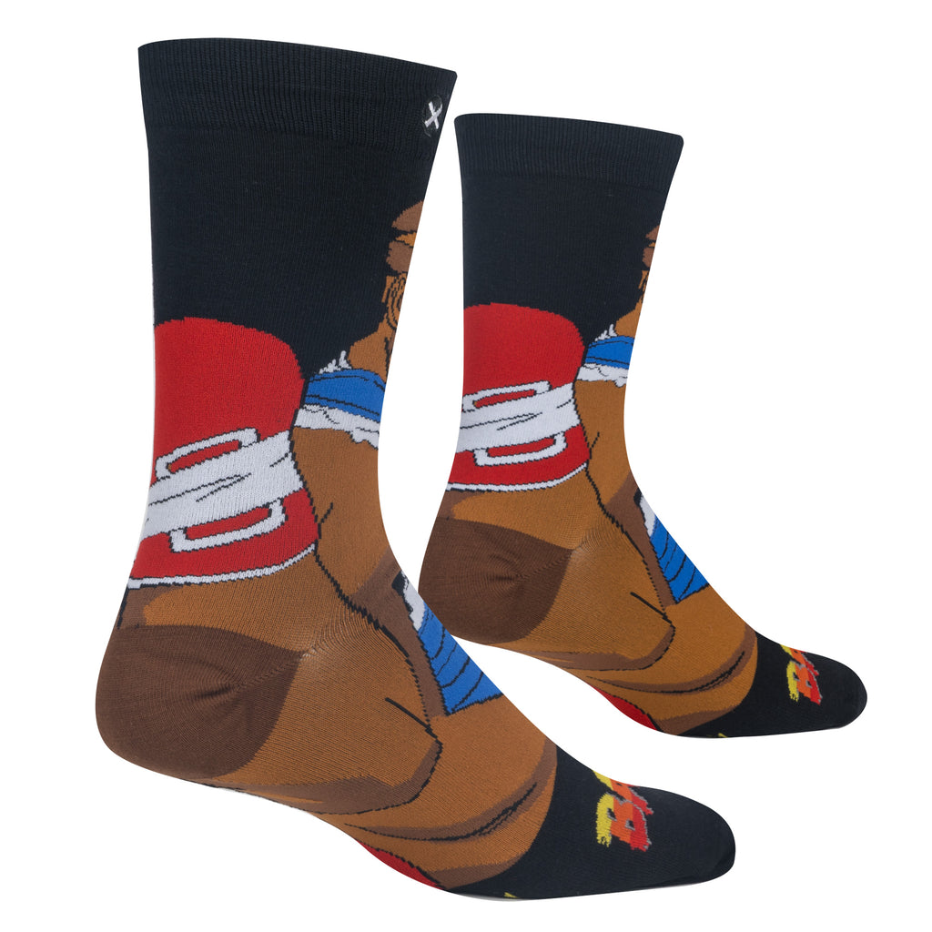 Balrog Street Fighter Socks