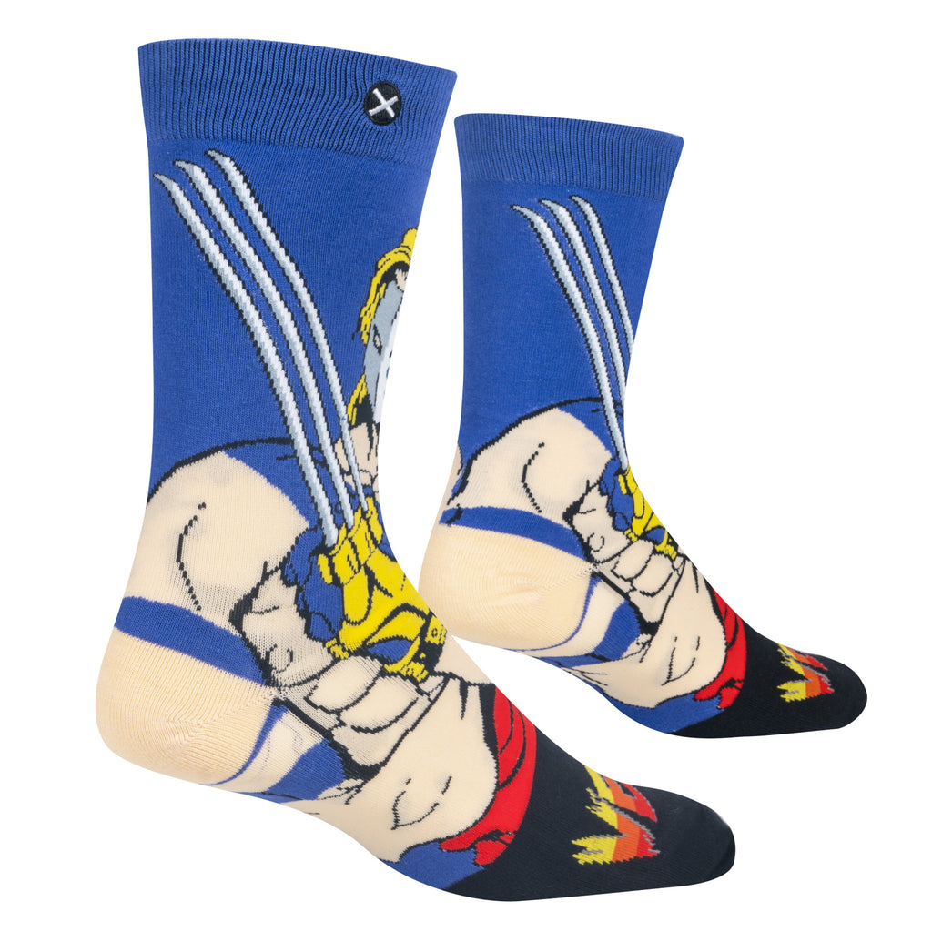 Vega Street Fighter Socks