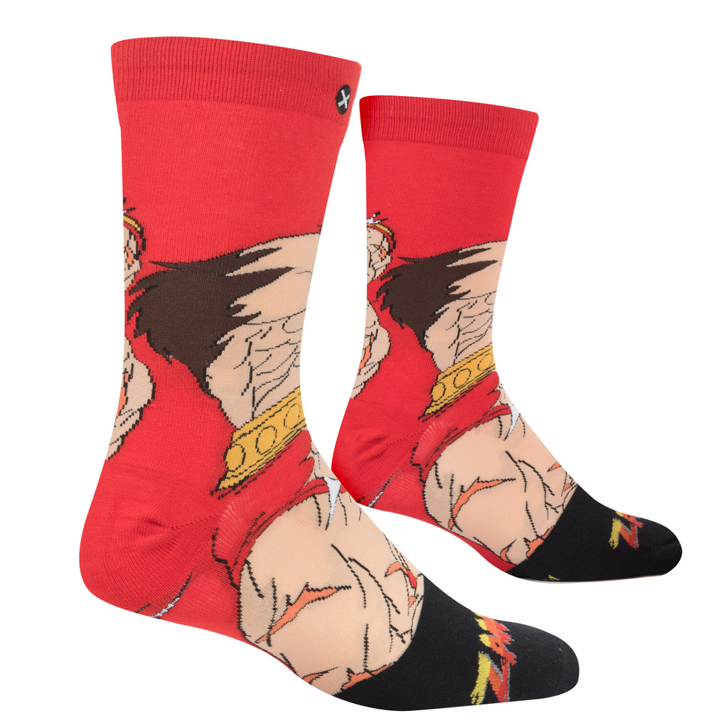 Zangief Street Fighter Socks