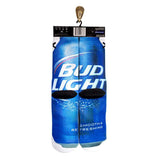 Bud Light can crew socks