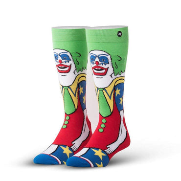 Doink The Clown Knits Front