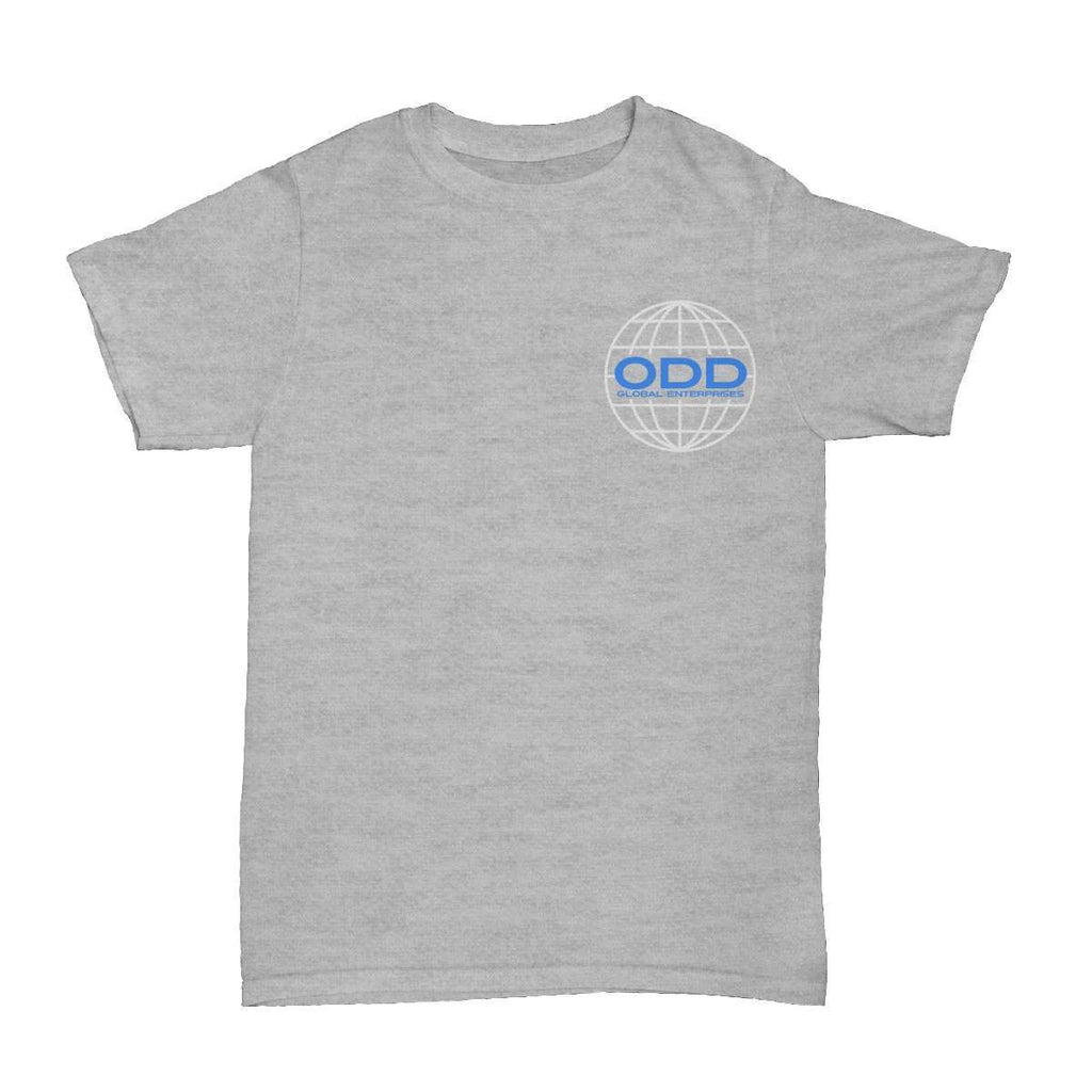 Global Enterprises T-Shirt Gray - ODD SOX