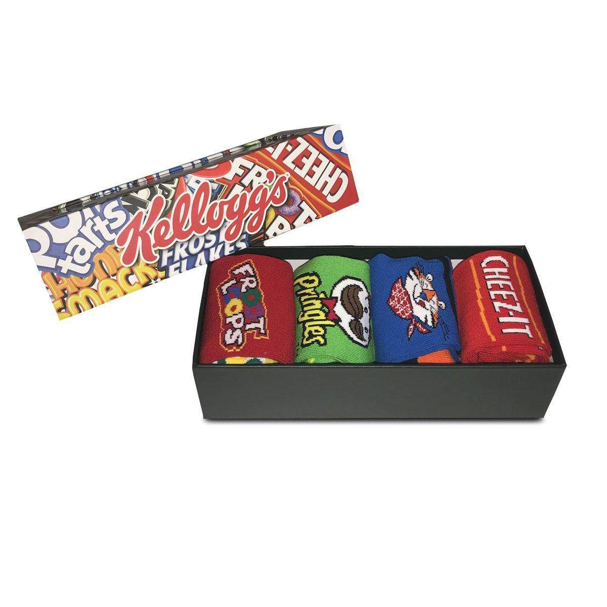 Kellogg's 4 Pack Gift Set