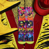 The Macho Man Randy Savage crew socks WWE