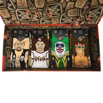 WWE Legends Gift Set - ODD SOX