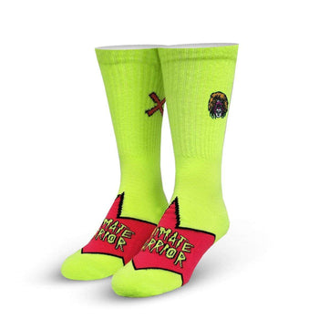 WWE Logo Faces 9 Pack Gift Set - ODD SOX