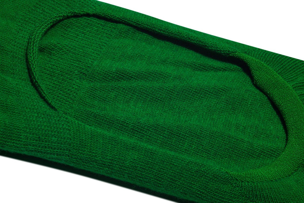 Green Basix Fashion No Show - ODD SOX