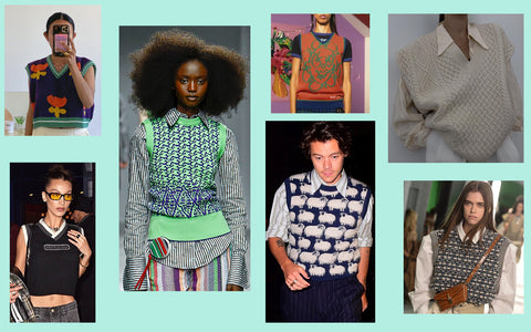 ON TREND: Sweater Vests