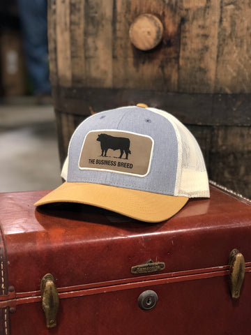 """The Business Breed"" Bull Trucker Hat"