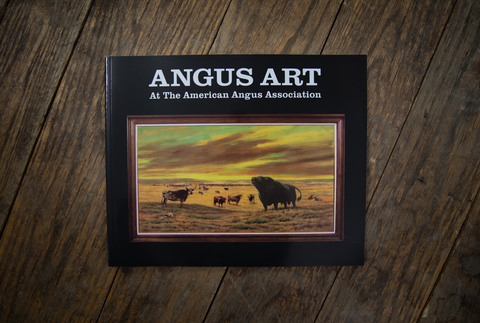 Angus Art Book