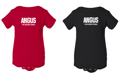 Infant Angus Brand Onesie