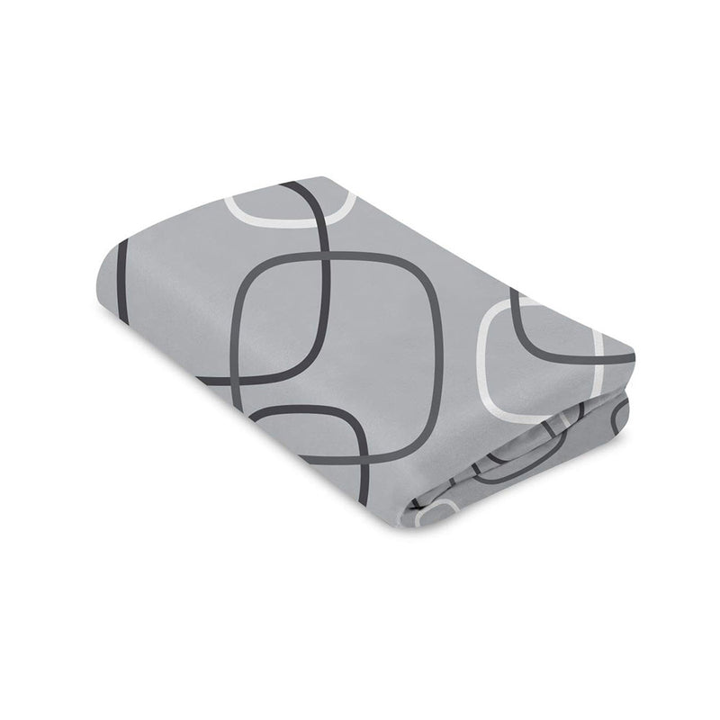 4Moms Breeze 4.0 Playard Sheet- Silver
