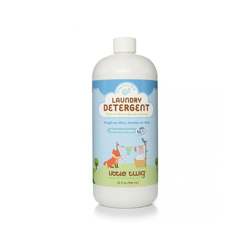 Little Twig Fragrance Free Laundry Detergent