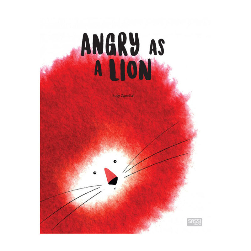 Sassi Picture Book Angry As A Lion