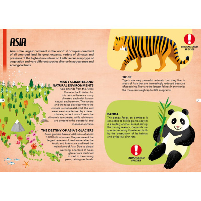 Sassi Travel, Learn And Explore Animals Endangered Species