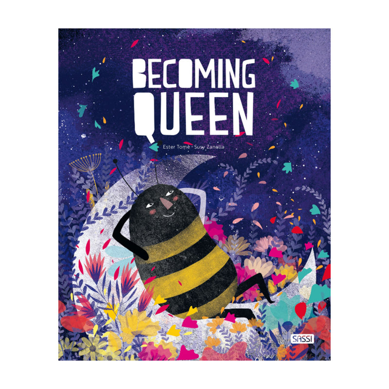 Sassi Picture Book Becoming Queen