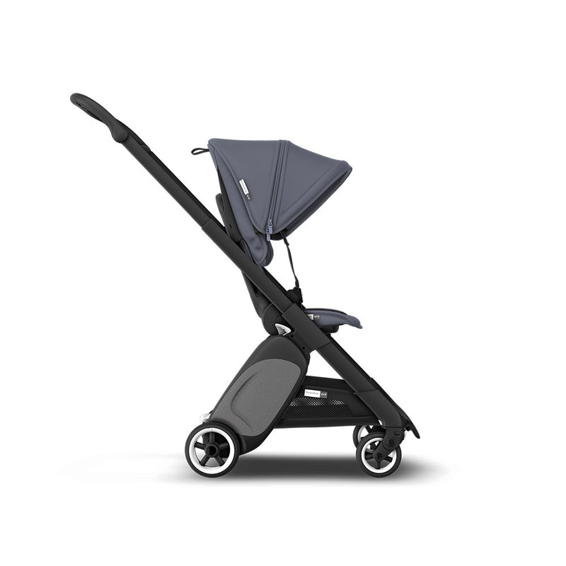 Bugaboo Ant Base Black / Style Set - Steel Blue