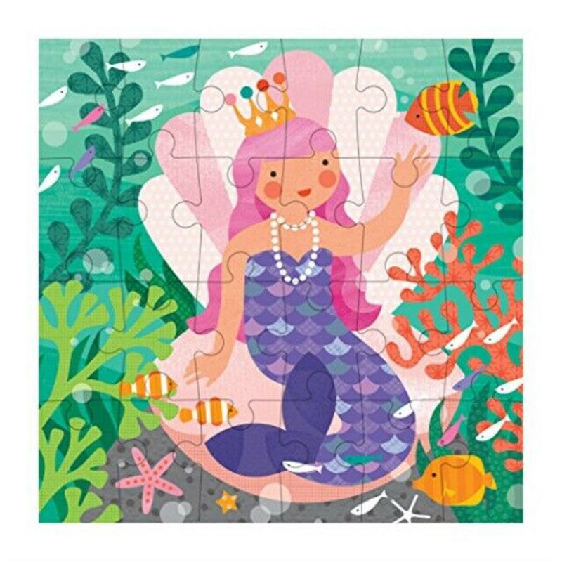 Petit Puzzle Mermaid