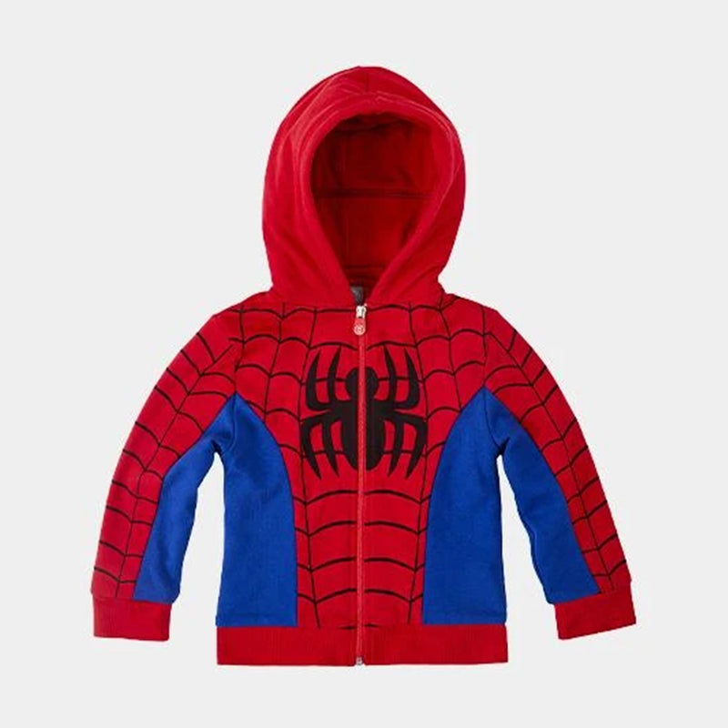 Cubcoats Hoodie- Spider Man