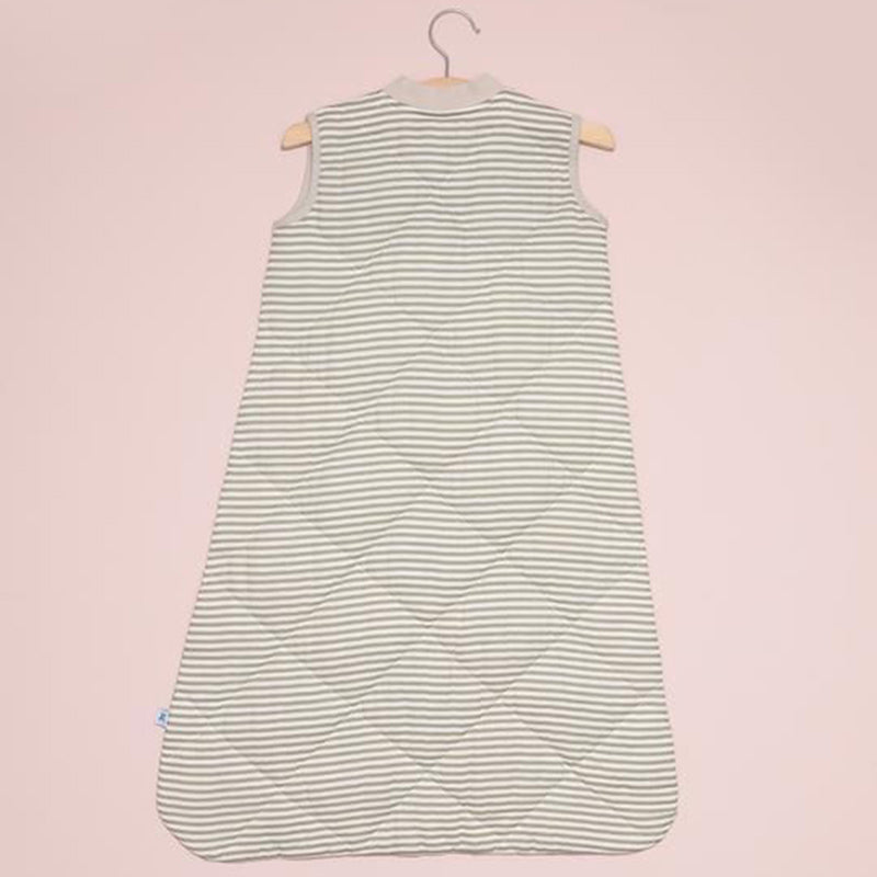 Little Unicorn Cotton Sleep Bag Grey Stripe