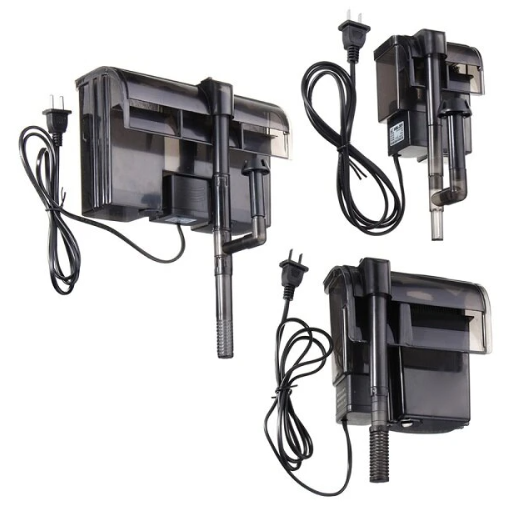 External Hang-on Fish Tank Aquarium Power Filter