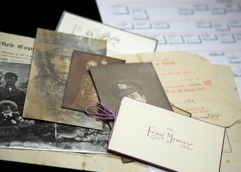Where to begin when tracing your genealogy