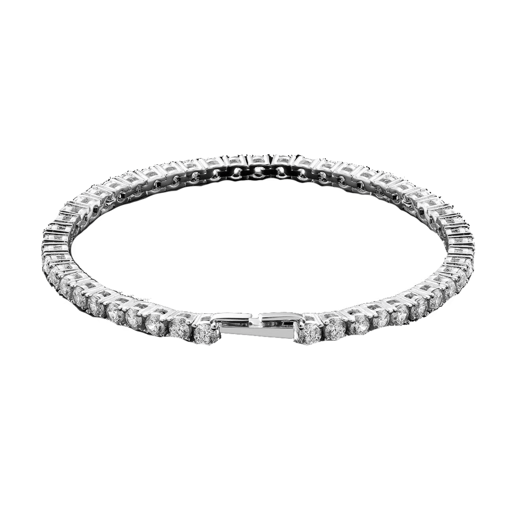 ESKIMO Jewelry Bracelet 3mm Diamond Tennis Bracelet