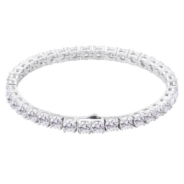 ESKIMO Jewelry Bracelet 5mm Diamond Tennis Bracelet