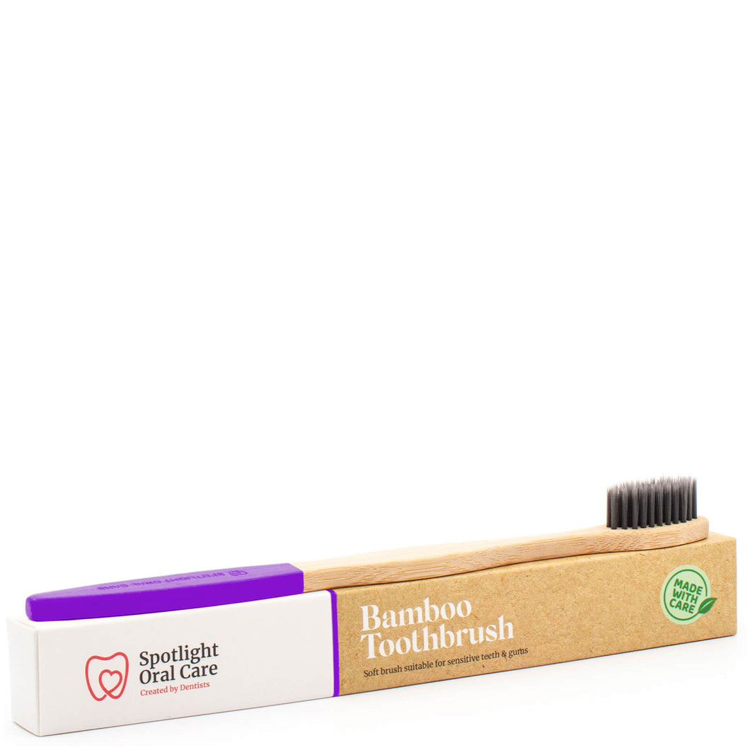 Spotlight Oral Care Bamboo Tooth Brush