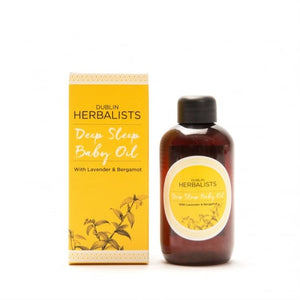 Dublin Herbalists Deep Sleep Baby Oil