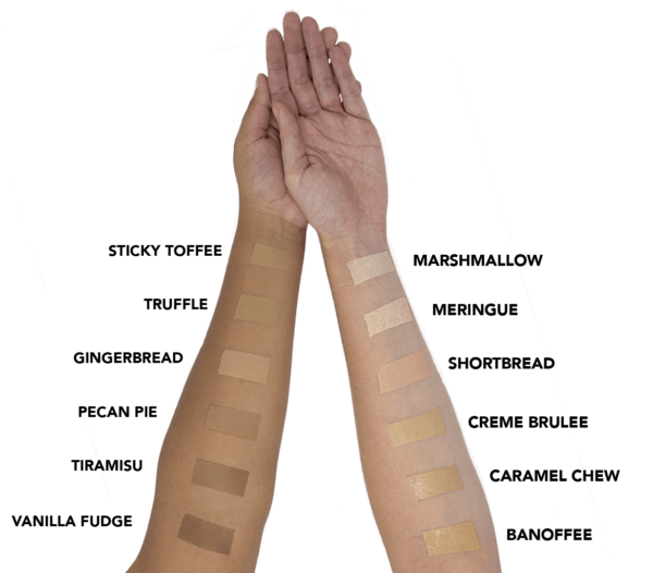 Carter Beauty Half Measure HD Foundation
