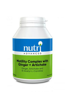 Nutri Advanced Motility Complex with Ginger + Artichoke