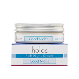 Holos Good Night Rich Night Cream