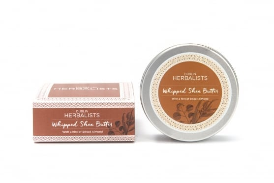 Dublin Herbalists Whipped Shea Butter