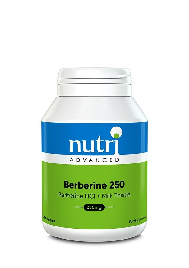 Nutri Advanced Berberine 250